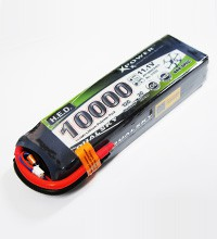 DUALSKY H.E.D. LiPo- 5S 10000mA - XP100005HED - Xpower battery – Bild 1