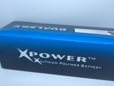DUALSKY H.E.D. LiPo- 6S 22.2V 10000mA 222Wh - XP100006HED - Xpower battery – Bild 3