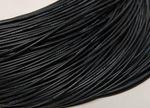 Silikon Kabel 22AWG / 0,20mm² - Schwarz 001