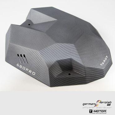 Copterhaube Carbon look  für Tarot 680Pro