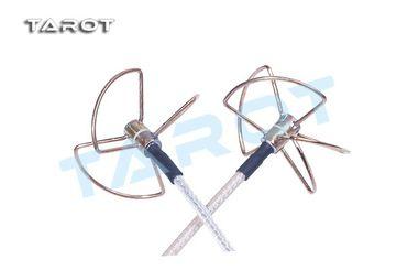 TX + RX Antenne (Paar) TAROT RP-SMA Plug 90° – Bild 2