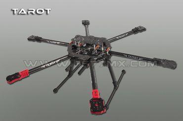 "TAROT Hexacopter Rahmen ""Iron Man 690"" TL68C01 – Bild 1"
