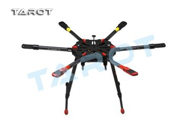 "TAROT Hexacopter Rahmen ""X6 aerial vehicle"" TL6X001 – Bild 1"