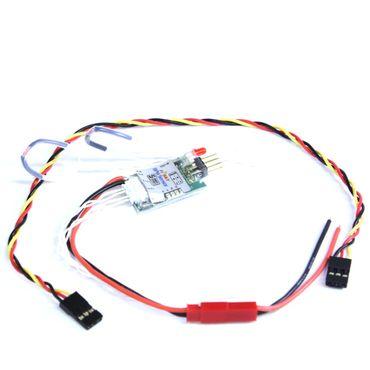 FrSky Telemetrie Sensor für Smartport : Drehzahl und Temperatur