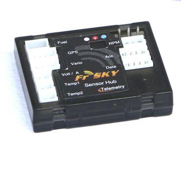 FrSky Telemetrie Sensor HUB