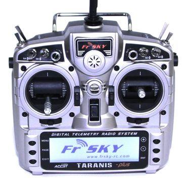 FrSky Taranis X9D Plus + X4R Empfänger + ALU Koffer 2,4 GHz ACCST – Bild 4