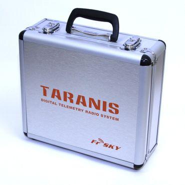 FrSky Taranis X9D Plus + X4R Empfänger + ALU Koffer 2,4 GHz ACCST – Bild 3