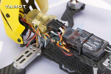 TAROT TL250C FPV Mini Quadrocopter Rahmen  – Bild 5