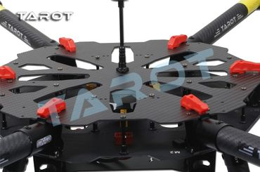 "TAROT Hexacopter Rahmen ""X8 aerial vehicle"" TL8X001 – Bild 2"