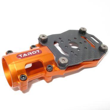 TAROT TL96028 Motorhalterung schwingungsgedämpft Orange 25mm  / Copter Zubehör – Bild 1
