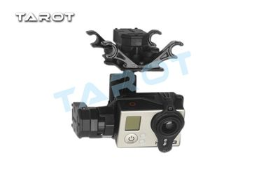 TAROT T4-3D Brushless 3 Achsen Gimbal für GoPro Hero 3 & 4 - Mod. TL3D01 – Bild 1