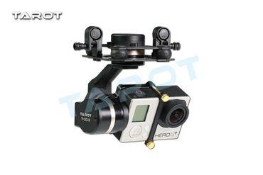 TAROT 3DIII Metall Brushless 3 Achsen Gimbal für GoPro 3 u 4 - Mod. TL3T01 – Bild 1