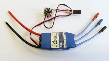 Hobbywing Regler - Platinum Pro 40A (wired) - HW ESC