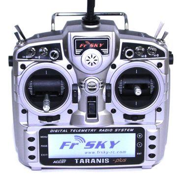FrSky Taranis X9D Plus Mode 2 + X8R Empfänger + Soft Koffer 2,4 GHz ACCST – Bild 3