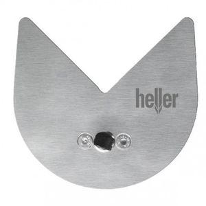 HELLER TurboTILE Zentrierschablone, Zubehör 265294