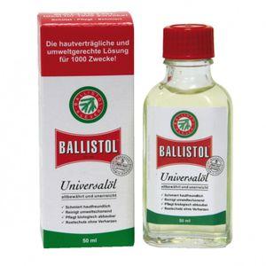 BALLISTOL Öl 50 ml, Glasflasche Kriechöl Waffenöl Universalöl