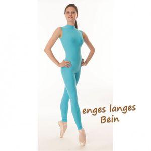 GRISHKO Ballettanzug Einteiler - Stehkragen - long tights - Unitard - Ganzanzug – Bild 1