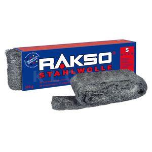 RAKSO® Stahlwolle Sorte 5   Paket mit 200 g  010506