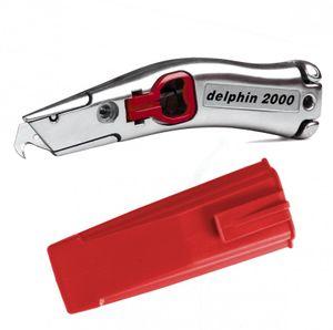 Delphin® 2000 Universalmesser inkl. Köcher rot 100340 – Bild 1