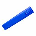 Delphin® Kunststoffköcher lang passend zu Delphin® 2000 blau 300107 001
