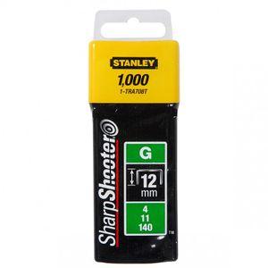 STANLEY Klammern Typ G,   12 mm   1-TRA708T   1000Stück