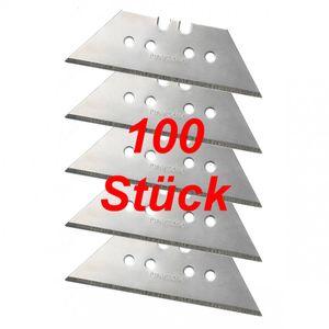 Delphin® Trapezklinge - lang - Ersatzklinge 100 Stück  210213