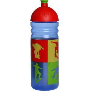 ISYbe Trinkflasche 0,7 L - versch. Modelle Sportflasche Fahrradwasserflasche Flaschenhalter – Bild 6
