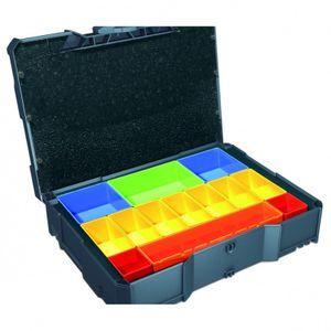 TANOS systainer® T-loc I Set      Boxen-systainer anthrazit    80500008 – Bild 1