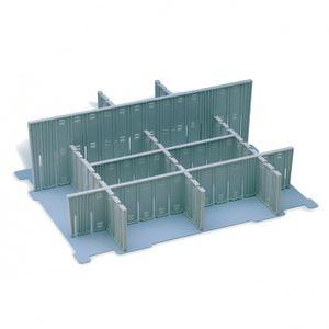 TANOS systainer® T-Loc I   Fachteiler  anthr.  80101031 6 Stück – Bild 2