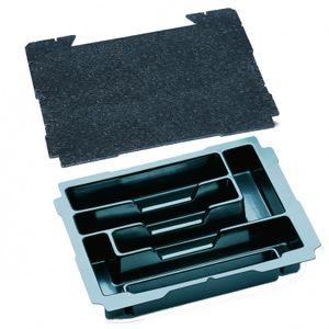 TANOS systainer® T-Loc I     Werkzeugeinsatz + Deckeleinlage  80101018 – Bild 1