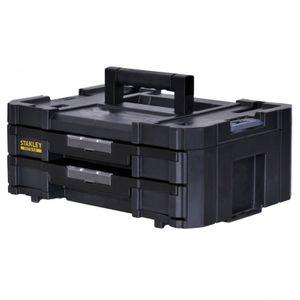 STANLEY FATMAX TSTAK Box II + 2 Stück Box IV   3 Werkzeugboxen – Bild 3