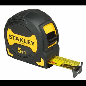 STANLEY Bandmaß GRIP  3 m  FMHT0-33559 Rollmaßband Maßband – Bild 1