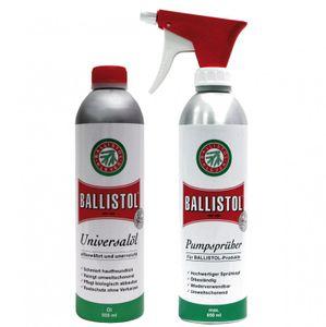BALLISTOL Öl 500 ml, Dose Pflegeöl  + 1 Handsprüher leer 500 ml