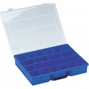 TANOS systainer® T-Loc V   Sortimentbox blau  80101034