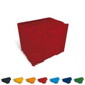 TANOS systainer® T-loc IV Leer-systainer  7 verschiedene Farben verfügbar – Bild 1