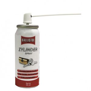 BALLISTOL Pflegespray Keramik-Zylinderspray f. Schlösser 50 ml Spraydose 25940 – Bild 2