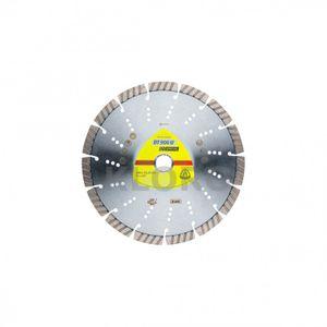 KLINGSPOR Diamanttrennscheiben für Winkelschleifer o. Mauerschlitzfräse – Bild 6