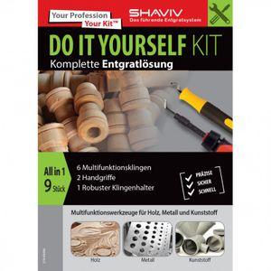 VARGUS SHAVIV Do-It-Yourself-Kit 154-00063  Profi Serie  Handentgrater Entgrater – Bild 4