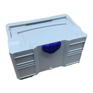 TANOS MINI systainer® T-loc III Leer-systainer  doppelte Höhe  lichtgrau   80102122 – Bild 1