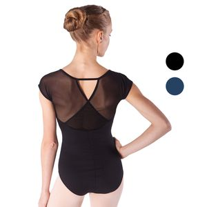 Intermezzo Balletttbody Tanztrikot  Balletttrikot  dancewear Trikot Bodydamred 31417 – Bild 2