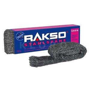 RAKSO® Stahlspäne Sorte grob   1 Paket mit 150 g    030303