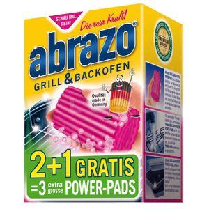 abrazo® GRILL & BACKOFEN  1 Paket mit 2 extra großen Pads + 1 Pad GRATIS   285536