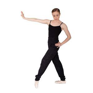 INTERMEZZO Ballett Wärmehose PANLONGMAOSIN schwarz, Ballett Hose, Balletthose