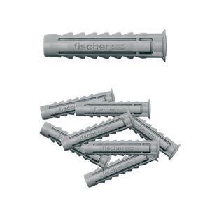 FISCHER SX 5 x 25 100 Stück Spreizdübel Universaldübel Hohlraumdübel Nylondübel – Bild 1