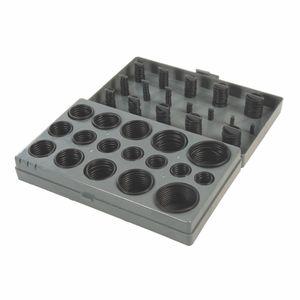 FIXMAN Gummi O-Ringe Sortiment 419-tlg. von 6 mm bis 58 mm 362244 – Bild 1