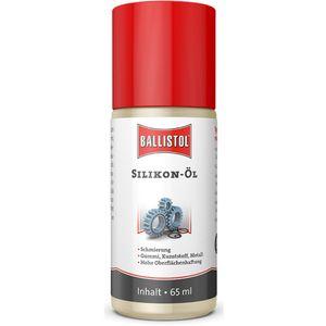 BALLISTOL Silikon-Öl flüssig Silikon Öl mit Dosierspitze 65 ml 25331