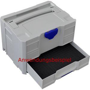 TANOS systainer® Würfelpolster für Schublade T-Loc SYS-Combi II + III, SYS-Sort IV/3  Würfelpolster hart   80102319 – Bild 4