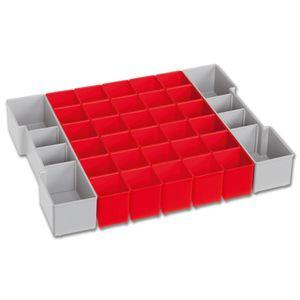 L-BOXX® 2 Stück Boxeneinsatz A3 Bosch Sortimo passend zu L-Boxx 102 Transportbox – Bild 2