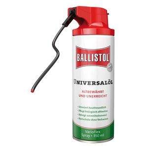 BALLISTOL Spray VarioFlex 350 ml Waffenöl Kriechöl Pflegeöl 21727 Ballistol-Öl – Bild 2