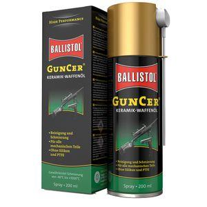 BALLISTOL 200 ml GunCer Keramik-Waffenöl Spray Waffenpflege  22166